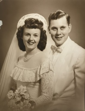 Roland and Beth wedding