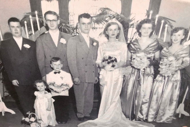 The Thorns got married in 1951.